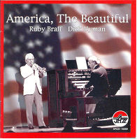 CD Cover - America, The Beautiful