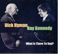CD Cover - What is There To Say?