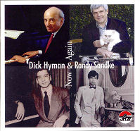 CD Cover - Now and Again