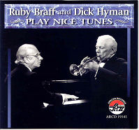 CD Cover - Ruby and Dick Play Nice Tunes