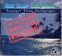 CD Cover - Music From South Pacific