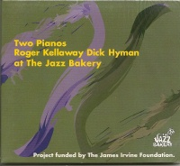 CD Cover - Two Pianos