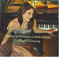 CD Cover - Playful Virtuosity