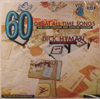LP Cover - 60 Great All Time Songs Volume 3