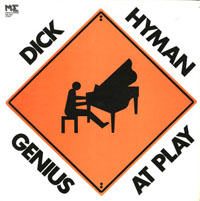 LP Cover - Genius At Play