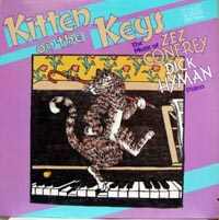 LP Cover - Kitten on the Keys